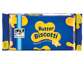 Butter Biscotti