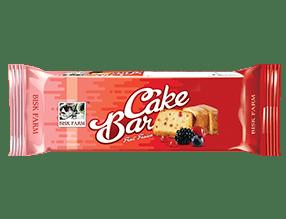 Cake Bar Fruit Fusion