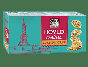 Heylo Cookies Cashew Crisp