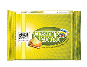 Creamy Lemon