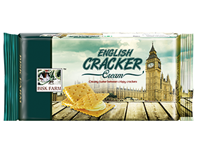English Cracker Cream