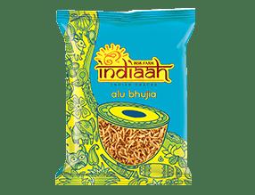 Indiaah Alu Bhujia