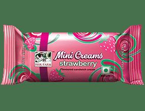 Mini Strawberry Cream