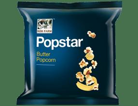 Popstar Butter Popcorn
