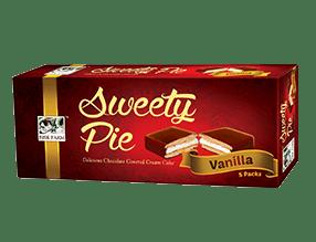 Sweety Pie Vanilla