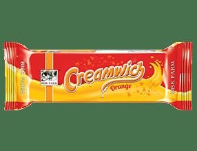 Creamwich Orange