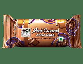 Mini Chocolate Cream