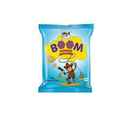 Boom Potato Cracker