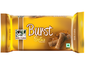 Burst Stikz Chocolate Cream