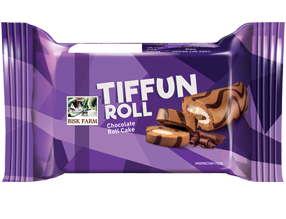 Tiffun Roll Chocolate Cake