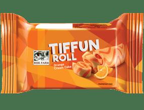 Tiffun Roll Orange Cake